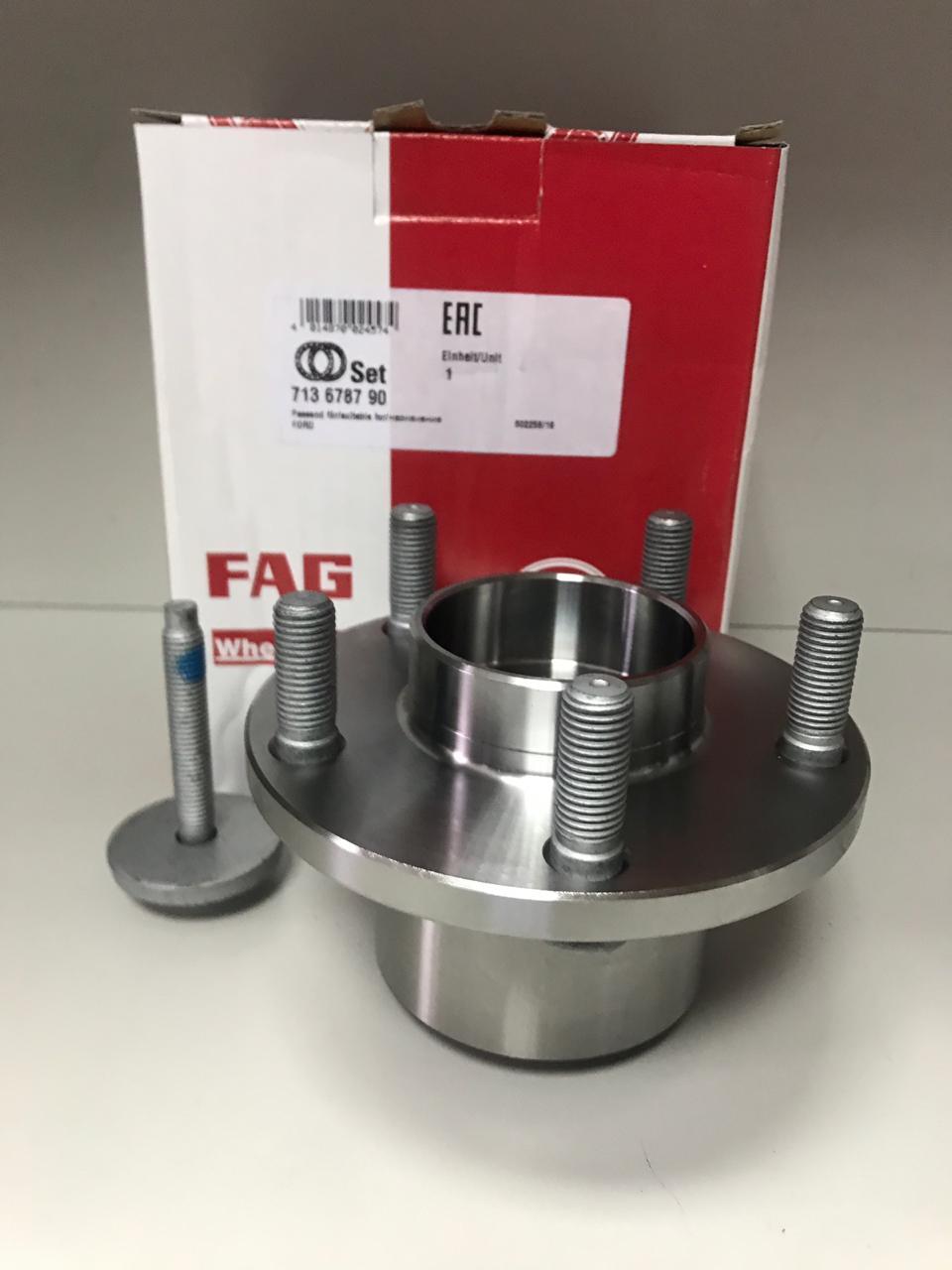 Подшипник ступичный передний Focus 2 FAG