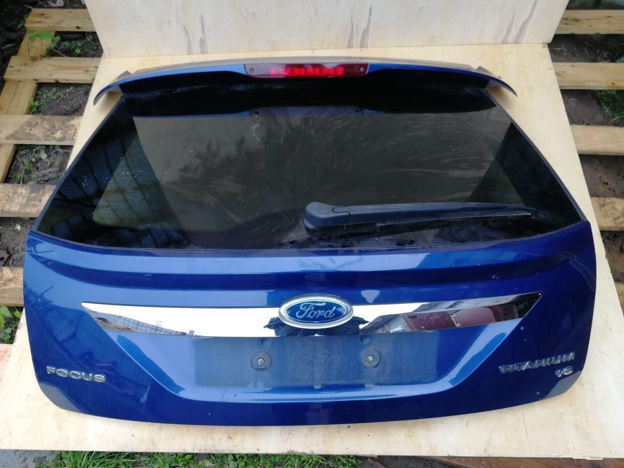 Крышка багажника Ford Focus 2 (хэтчбек, рестайлинг, с 2008 г.)